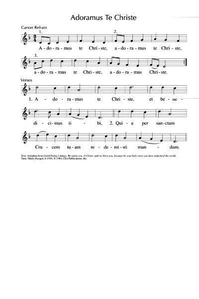 Beth Nielsen Chapman - Adoramus Te Lyrics | MetroLyrics